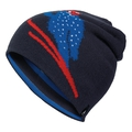 Hat MID GAGE REVERSIBLE Kids War, diving navy - energy blue, large