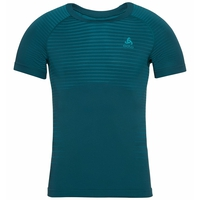 Herren PERFORMANCE LIGHT Baselayer T-Shirt, submerged - tumultuous sea, large