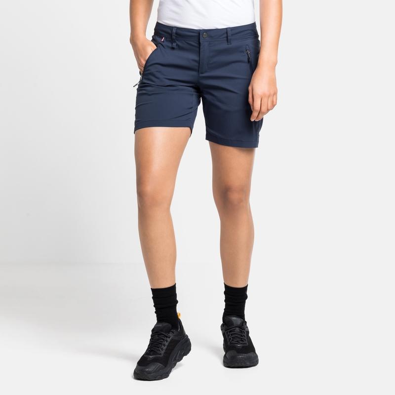 Damen WEDGEMOUNT Shorts, diving navy, large