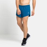 Men's ZEROWEIGHT 3 INCH Split Running Shorts, mykonos blue, large