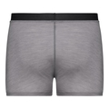 NATURAL + LIGHT Boxershorts, grey melange, large