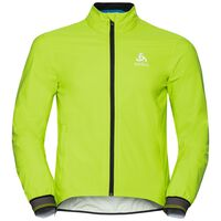 Jacket TYFOON, acid lime, large