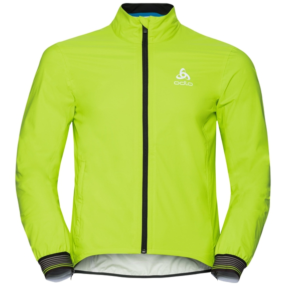 TYFOON Jacke, acid lime, large