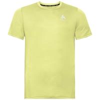 T-shirt CERAMICOOL da uomo, sunny lime, large