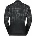 Men's BLACKCOMB 1/2 Zip Midlayer, black, large