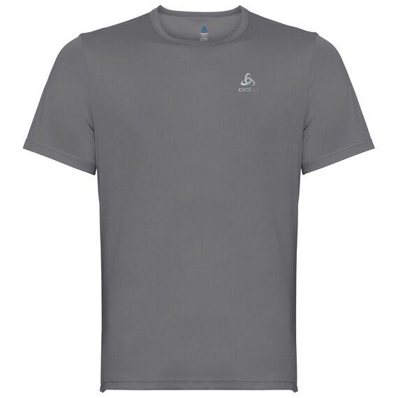 BL TOP Crew neck s/s CARDADA, odlo steel grey, large
