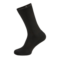 SPORT SOCKS HIGH WARM Long Socks 3-Pack, black, large