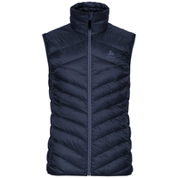 Air Cocoon-bodywarmer, diving navy, large