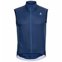 Men's DUAL DRY Cycling Vest, estate blue, large