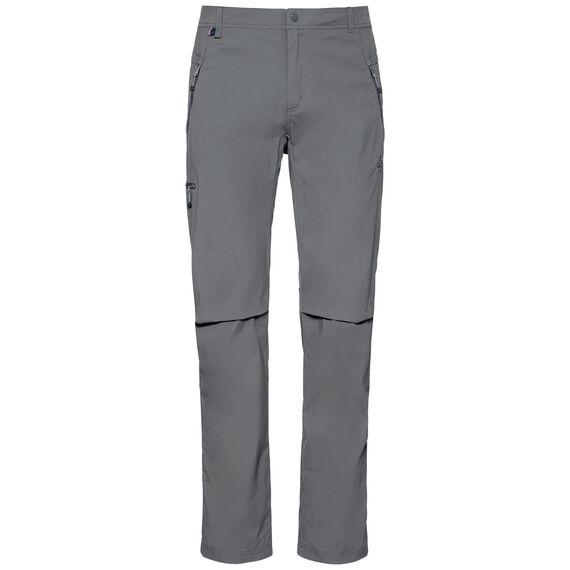 Pants WEDGEMOUNT, odlo steel grey, large