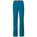 CHEAKAMUS Pants women, crystal teal, large