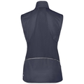 Vest ZEROWEIGHT WINDPROOF Warm, odyssey gray - diva pink, large