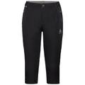 Women's KOYA 3/4 CERAMICOOL Pants, black, large