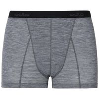 Boxer Revolution Light, grey melange, large