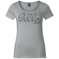ALLOY LOGO t-shirt, grey melange, large