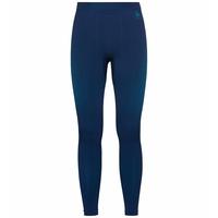 Men's PERFORMANCE WARM ECO Baselayer Pants, estate blue - atomic blue, large