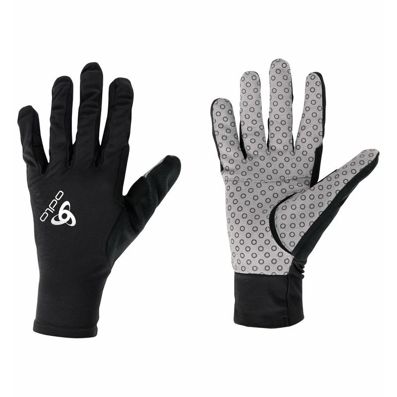 Uniseks ZEROWEIGHT X-LIGHT-handschoenen, black, large
