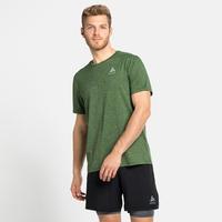 RUN EASY 365-T-shirt voor heren, lounge lizard melange, large