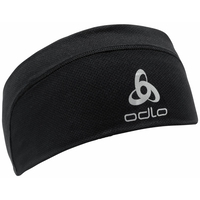 CERAMICOOL-hoofdband, black, large