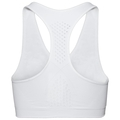 Sports Bra Seamless MEDIUM, white, large