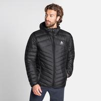 Geïsoleerde COCOON N-THERMIC WARM-jas met capuchon voor heren, black, large