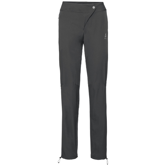 Pants FLI, odlo graphite grey, large