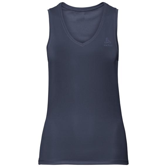 Damen ACTIVE F-DRY LIGHT Funktionsunterwäsche Unterhemd, diving navy, large