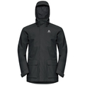 Men's HOLMENKOLLEN Hardshell Jacket, black, large