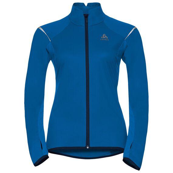 ZEROWEIGHT logic running jacket, lapis blue, large