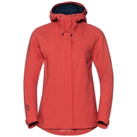 Jacket hardshell FREMONT, baked apple, large