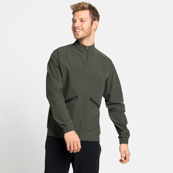 Men's HALDEN Jacket, climbing ivy, large