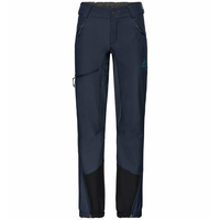 INTENT Ski touring pants, diving navy, large