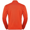 Men's BLAZE CERAMIWARM PRO Midlayer, poinciana melange, large