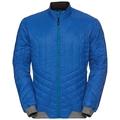 Jacket COCOON S Zip IN, energy blue, large