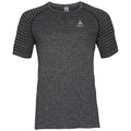 Herren SEAMLESS ELEMENT T-Shirt, grey melange, large