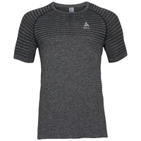 Men's SEAMLESS ELEMENT T-Shirt, grey melange, large