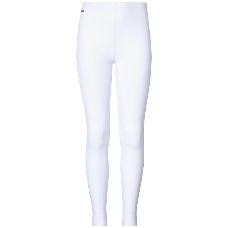 ACTIVE WARM KIDS Base Layer Pants, white, large
