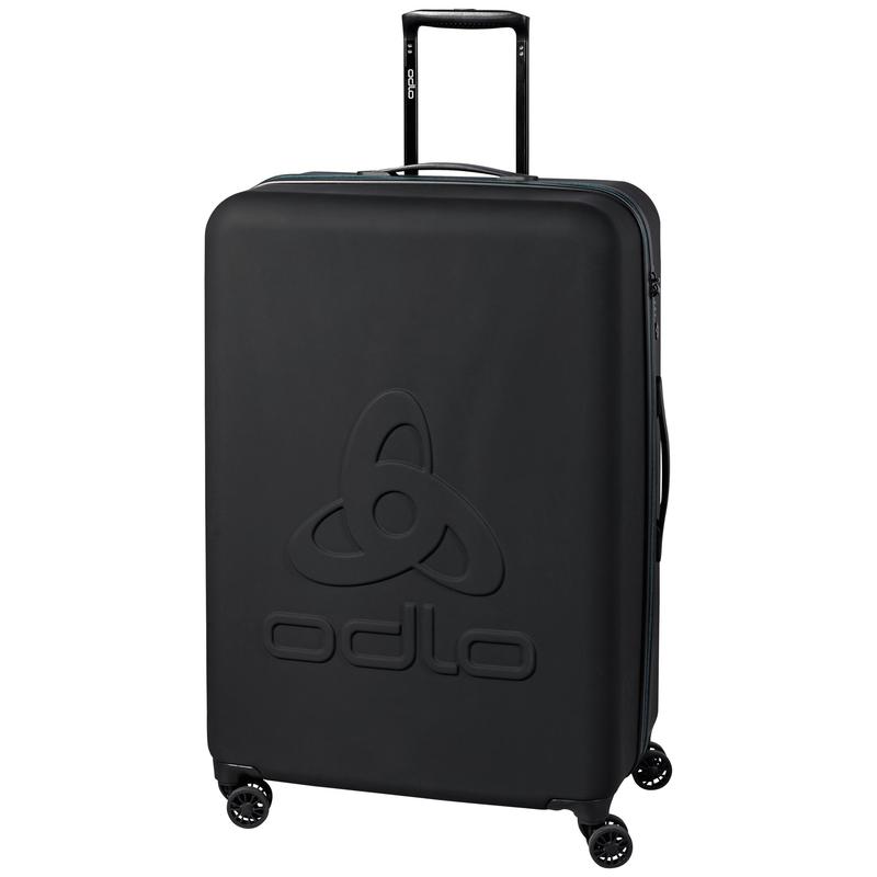 RW 110 Trolley Suitcase, black, large