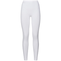 EVOLUTION WARM baselayer pants, white, large