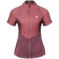 Women's MILLENNIUM S-THERMIC Vest, roan rouge, large