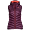 Women's AIR COCOON Vest, pickled beet, large