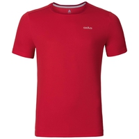 T-shirt GEORGE, chinese red, large