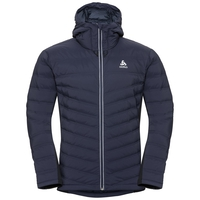 Gefütterte Herren SEVERIN COCOON Jacke, diving navy, large