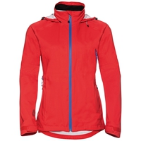 Veste imperméable WATERTON STRETCH pour femme, fiery red, large