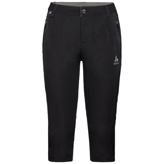 Pants 3/4 KOYA COOL PRO, black, large