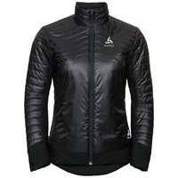 Gefütterte Damen COCOON S-THERMIC LIGHT Jacke, black, large