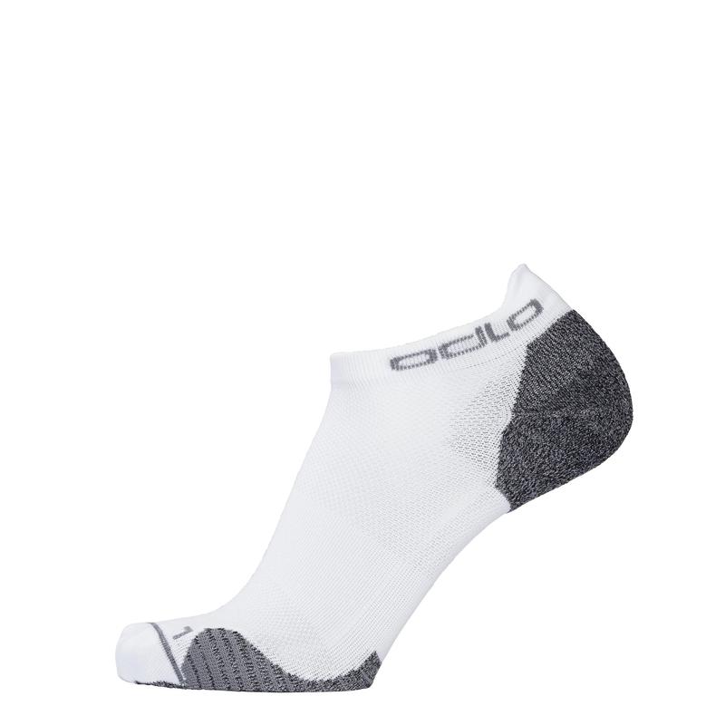 CERAMICOOL Low Socks, white, large