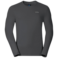 SILLIAN t-shirt, odlo graphite grey, large