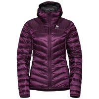 Jacket Hoody Air COCOON, pickled beet, large