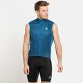Men's ZEROWEIGHT DUAL DRY Cycling Vest, mykonos blue, large